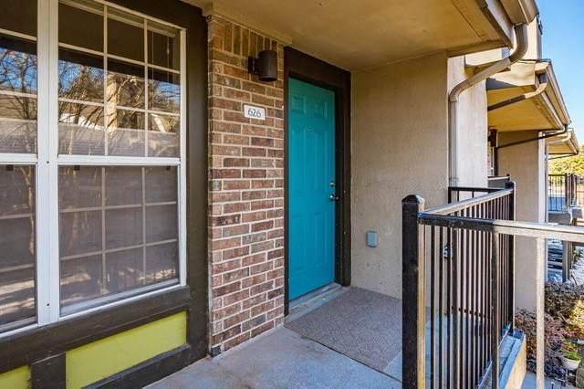 7685 Northcross Dr #626, Austin, TX 78757 (#4706512) :: Zina & Co. Real Estate