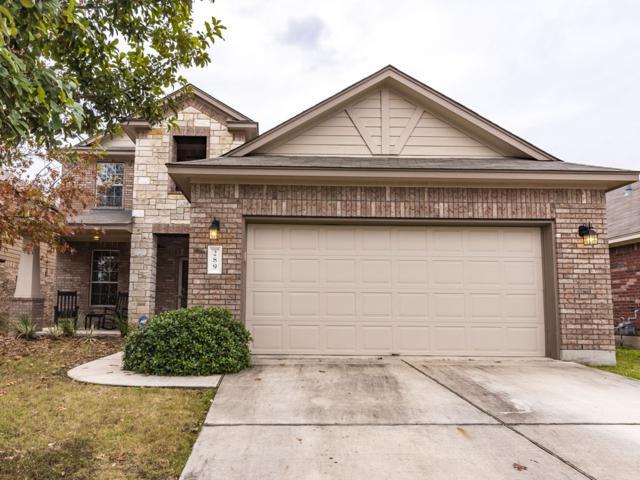 289 Serene Holw, Buda, TX 78610 (#4709734) :: Amanda Ponce Real Estate Team