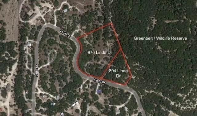970 Linda Dr, Canyon Lake, TX 78133 (#4714609) :: Sunburst Realty