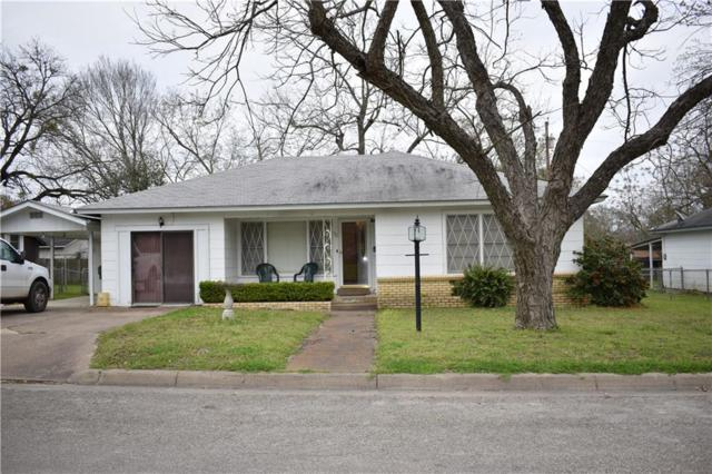 532 Evelyn St, Rockdale, TX 76567 (#4715728) :: Realty Executives - Town & Country