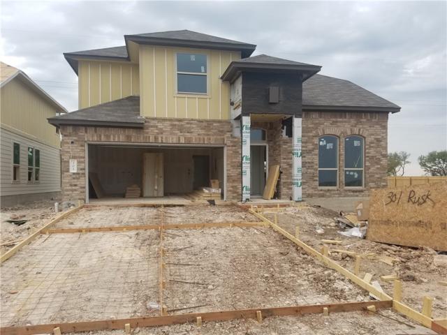 301 Rusk Bluff, Leander, TX 78641 (#4716971) :: RE/MAX Capital City