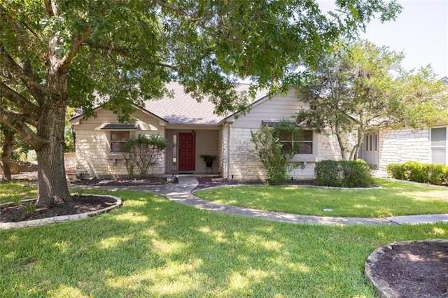 52 Cypress Pt, Wimberley, TX 78676 (#4717222) :: Resident Realty