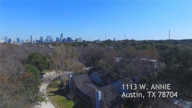 1113 W Annie St, Austin, TX 78704 (#4718083) :: Papasan Real Estate Team @ Keller Williams Realty
