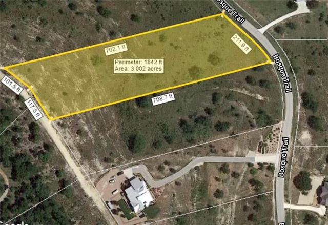 Lot 85 Bosque Trl, Marble Falls, TX 78664 (#4718422) :: 12 Points Group