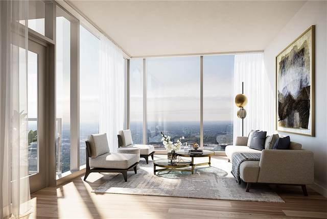 44 East Ave #1407, Austin, TX 78701 (#4719619) :: Ben Kinney Real Estate Team