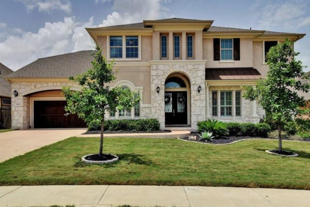 2545 Ambush Cyn, Leander, TX 78641 (#4720399) :: Ben Kinney Real Estate Team