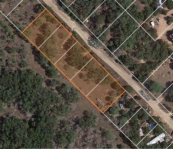 28629 Fine Rd, Marble Falls, TX 78654 (#4723734) :: Papasan Real Estate Team @ Keller Williams Realty