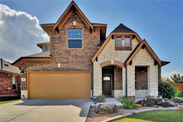 160 Silkstone St, Hutto, TX 78634 (#4727426) :: Forte Properties