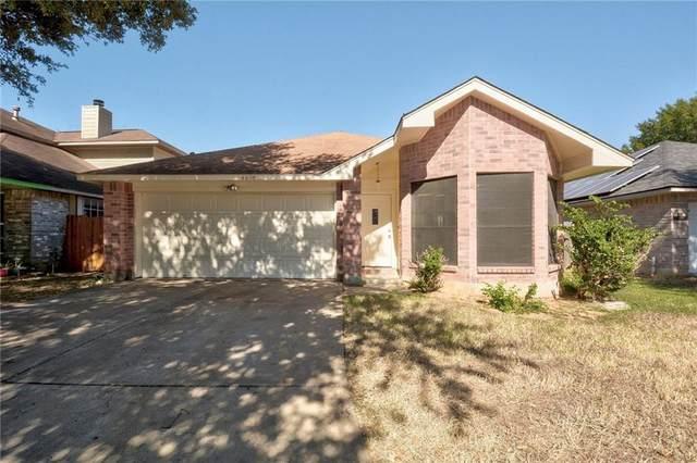 4608 Castleman Dr, Austin, TX 78725 (#4727772) :: Front Real Estate Co.