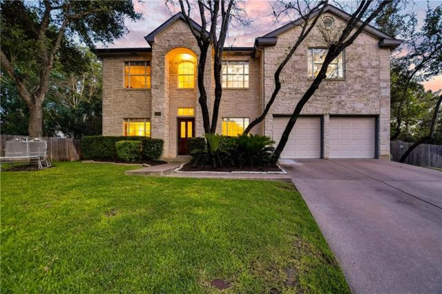 3808 Standfield Ct, Austin, TX 78732 (#4728762) :: The Heyl Group at Keller Williams