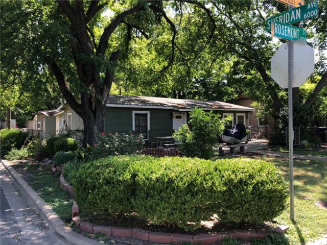 1047 Rosemont St, Austin, TX 78723 (#4730976) :: The Gregory Group