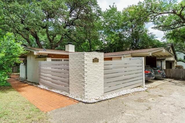 2310 W 9th St, Austin, TX 78703 (#4733111) :: Zina & Co. Real Estate