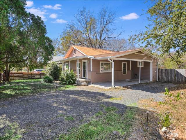1112 Eleanor St, Austin, TX 78721 (MLS #4733171) :: Green Residential