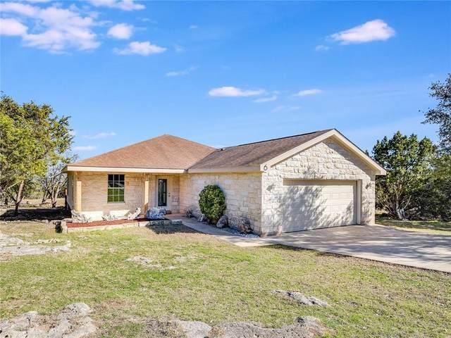 6 Arapaho Ln, Wimberley, TX 78676 (#4733310) :: Papasan Real Estate Team @ Keller Williams Realty