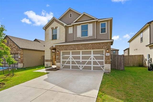 13713 First Lady St, Manor, TX 78653 (#4733734) :: The Perry Henderson Group at Berkshire Hathaway Texas Realty