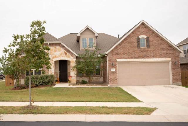 1248 Naranjo Dr, Georgetown, TX 78628 (#4734491) :: RE/MAX Capital City