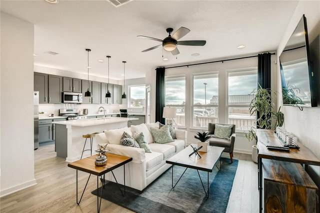 5160 N A.W. Grimes Blvd #124, Round Rock, TX 78665 (#4735118) :: Resident Realty