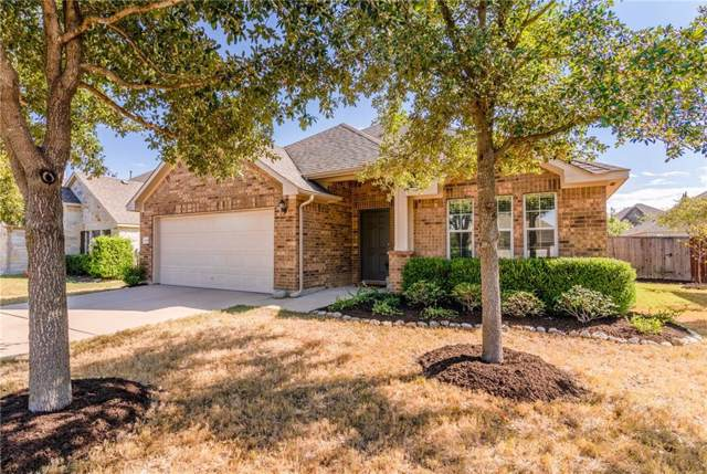 128 Kodiak Dr, Round Rock, TX 78664 (#4735120) :: The Summers Group