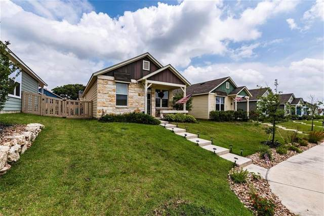 1228 Nevarez, Kyle, TX 78640 (#4736559) :: The Perry Henderson Group at Berkshire Hathaway Texas Realty