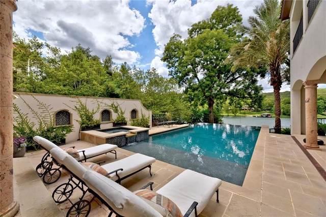 1614 Bruton Springs Rd, Austin, TX 78733 (#4737572) :: RE/MAX Capital City