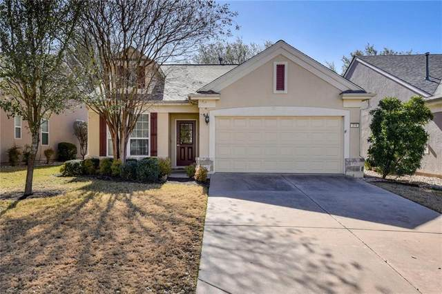 314 Crockett Loop, Georgetown, TX 78633 (#4738403) :: Front Real Estate Co.