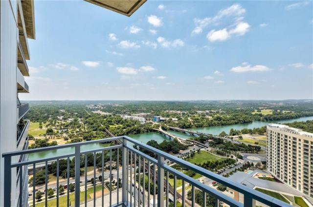 222 West Ave #2708, Austin, TX 78701 (#4740029) :: Allison Gaddy