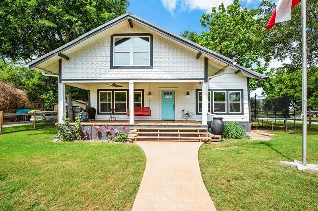 107 N Brazos St, Granger, TX 76530 (#4741032) :: Papasan Real Estate Team @ Keller Williams Realty
