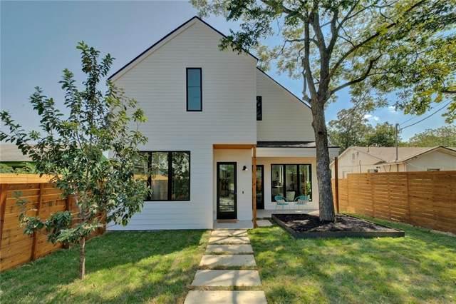 4403 Hank Ave #1, Austin, TX 78745 (#4741512) :: First Texas Brokerage Company
