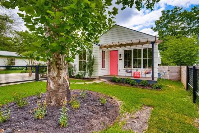 4707 Clawson Rd B, Austin, TX 78745 (#4743135) :: Papasan Real Estate Team @ Keller Williams Realty