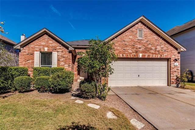 6412 Kedington St, Austin, TX 78747 (#4743309) :: The Perry Henderson Group at Berkshire Hathaway Texas Realty