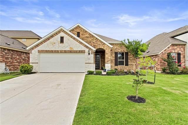 21021 Abigail Way, Pflugerville, TX 78660 (#4743679) :: Papasan Real Estate Team @ Keller Williams Realty