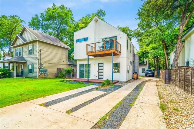 1122 Linden St A, Austin, TX 78702 (#4744121) :: Papasan Real Estate Team @ Keller Williams Realty