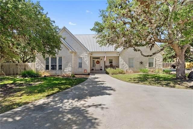 706 Liveoak Dr, Johnson City, TX 78636 (#4744469) :: Papasan Real Estate Team @ Keller Williams Realty