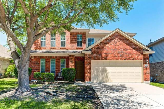 20408 Farm Pond Ln, Pflugerville, TX 78660 (#4744667) :: Papasan Real Estate Team @ Keller Williams Realty