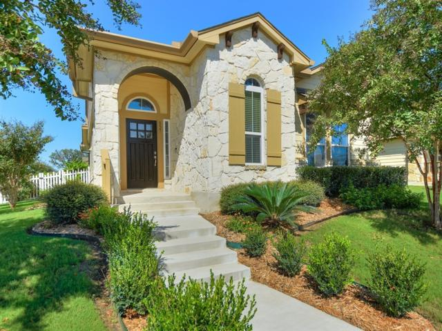 857 Heritage Springs Trl, Round Rock, TX 78664 (#4744770) :: The ZinaSells Group