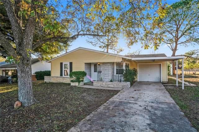 711 Rockdale Rd, Rockdale, TX 76567 (MLS #4744893) :: Brautigan Realty