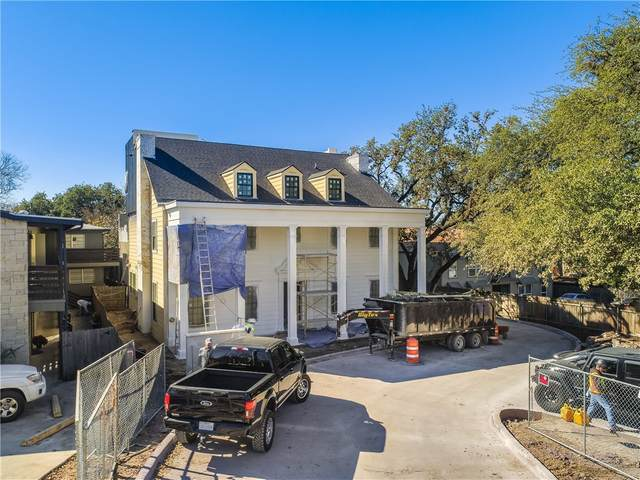 1715 Enfield Rd #101, Austin, TX 78703 (#4745307) :: The Summers Group