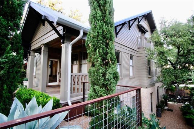 705 Baylor St, Austin, TX 78703 (#4746176) :: Papasan Real Estate Team @ Keller Williams Realty