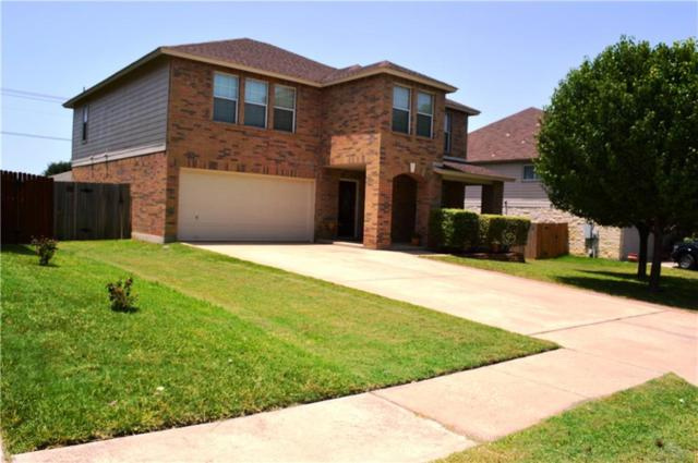 4112 Cisco Valley Dr, Round Rock, TX 78664 (#4748322) :: The ZinaSells Group