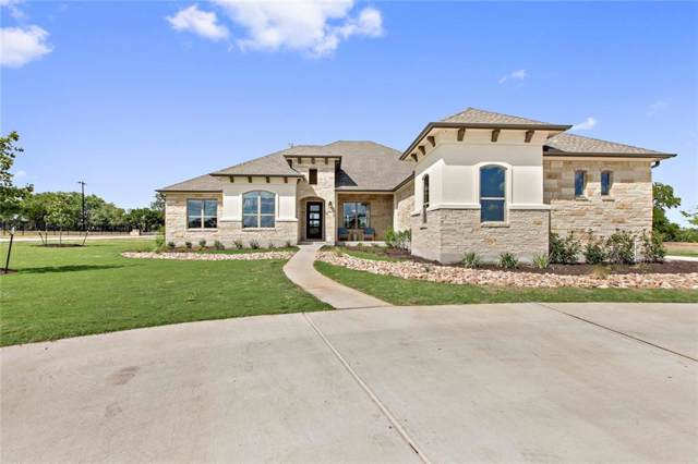 400 Buffalo Trl, Liberty Hill, TX 78642 (#4748930) :: Douglas Residential