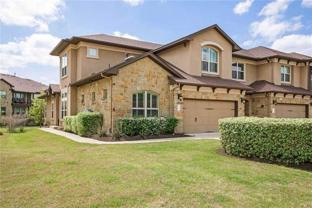 810 San Remo Blvd 28F, Lakeway, TX 78734 (#4749851) :: The Heyl Group at Keller Williams