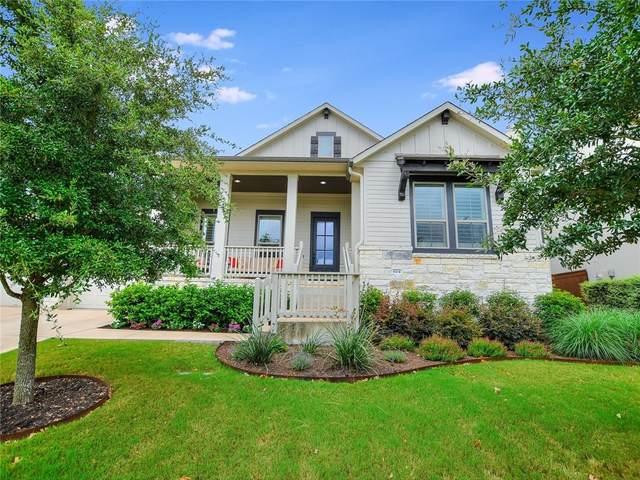 604 Germander Rd, Leander, TX 78641 (#4750834) :: All City Real Estate