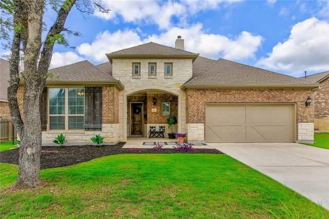 107 Orange Mimosa Ln, Leander, TX 78641 (#4751895) :: Papasan Real Estate Team @ Keller Williams Realty