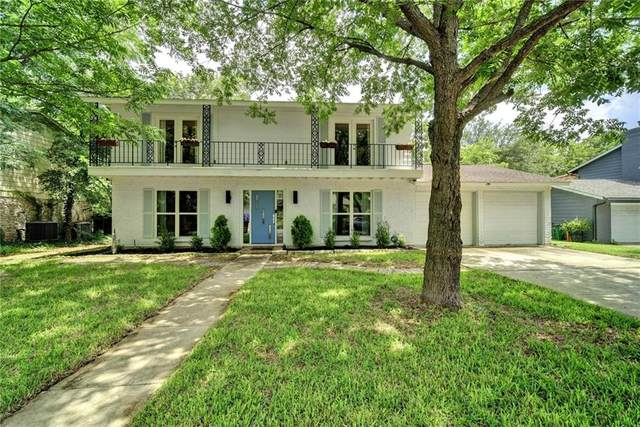 6821 Willamette Dr, Austin, TX 78723 (#4752037) :: The Perry Henderson Group at Berkshire Hathaway Texas Realty