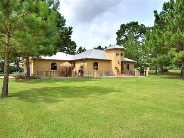 159 Wrangler Ln, Smithville, TX 78957 (#4752645) :: All City Real Estate