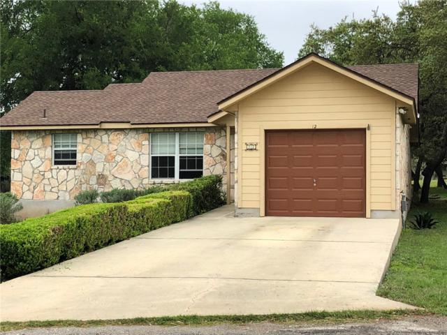 12 Wildwood Cir, Wimberley, TX 78676 (#4752989) :: Forte Properties