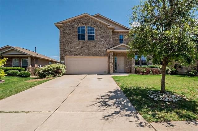 2732 Herrington Cv, Round Rock, TX 78665 (#4753000) :: Zina & Co. Real Estate