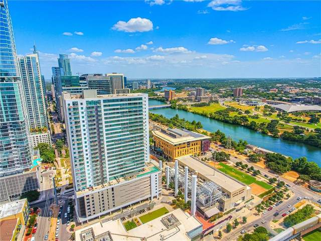 222 West Ave #2503, Austin, TX 78701 (#4753026) :: Green City Realty
