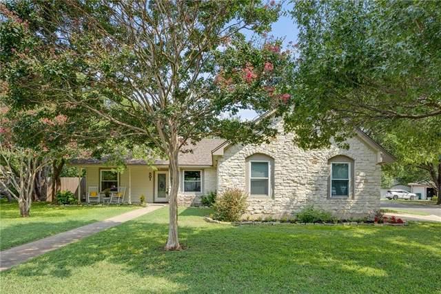 501 Elm Ct, Cedar Park, TX 78613 (#4754767) :: Papasan Real Estate Team @ Keller Williams Realty