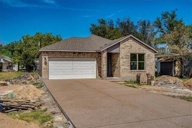 303 Browning St, Manor, TX 78653 (#4755465) :: Tai Earthman | Keller Williams Realty